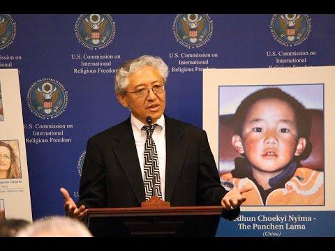 USCIRF Commissioner Tenzin Dorjee Discusses the Panchen Lama