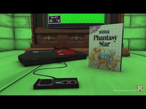 Phantasy Star (Sega Master System, 1988) - Video Game Years History