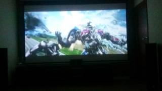 http://ProjectorMan.ru - Китайский HD Ready-проектор в домашнем кинотеатре(Можно ли использовать китайский проектор в домашнем кинотеатре? Насколько оправдана покупка китайского..., 2014-12-22T21:56:59.000Z)