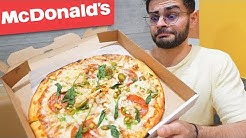 Ce McDo fait des pizzas (McDonald's USA)