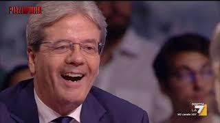 L'intervista integrale di Corrado Formigli a Paolo Gentiloni (II Parte)