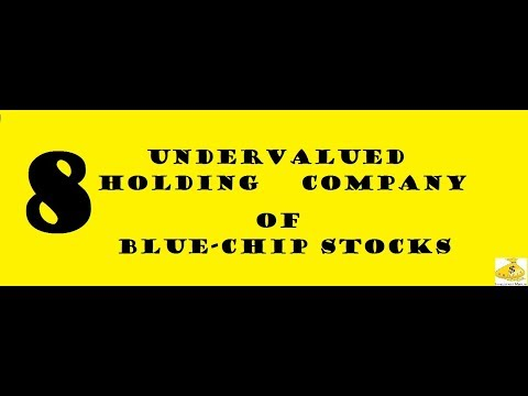 8 HIGH QUALITY HOLDING COMPANIES || DIVIDEND AND GROWTH ||  50 % DISCOUNT  TO INVESTMENT