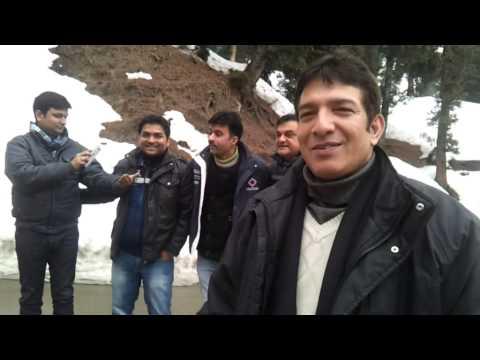 Srinagar historical visits by Cpverma
