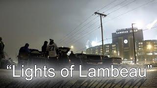 """""""Lights of Lambeau"""" (Original Green Bay Packer Song/Rap)"""