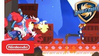 Double Cross - Gameplay Trailer - Nintendo Switch