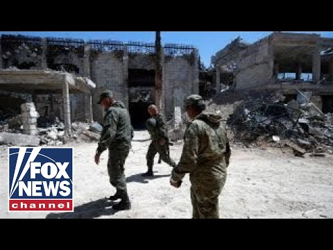 Investigators blocked from alleged chemical attack site