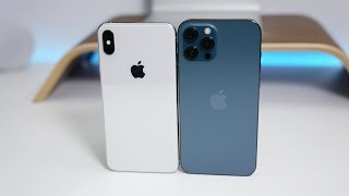 iPhone 12 Pro Max vs iPhone XS Max - Which should you choose?