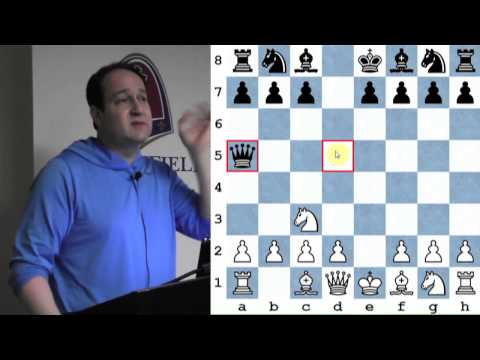 Chess for Beginners with GM Ronen Har-Zvi (Opening Ideas) - 2014.01.19
