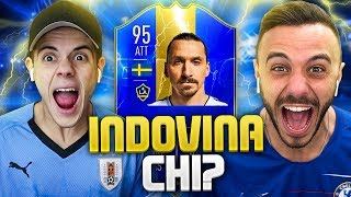 INDOVINA CHI con TEAM OF THE SEASON!!! (MOST CONSISTENT) w/Fius Gamer