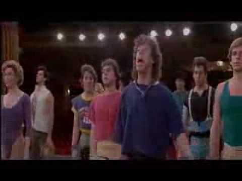 A Chorus Line Trailer 1985