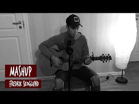 Eminem - River | Chris Brown, Ed Sheeran, Charlie Puth (Fredrik Skoglund Mashup)