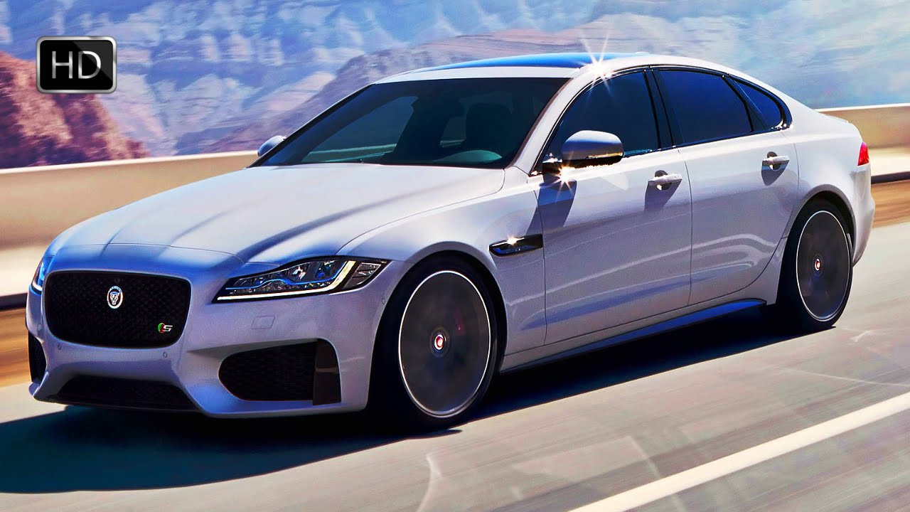 Jaguar Xf Sport Sedan Second Generation Exterior And