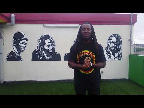 Badingu at radio Libre fakoly in Abidjan