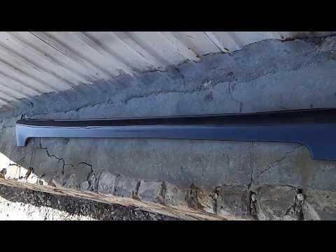 Пороги RS (юбилейные) для Chevrolet Cruze седан / хэтчбэк