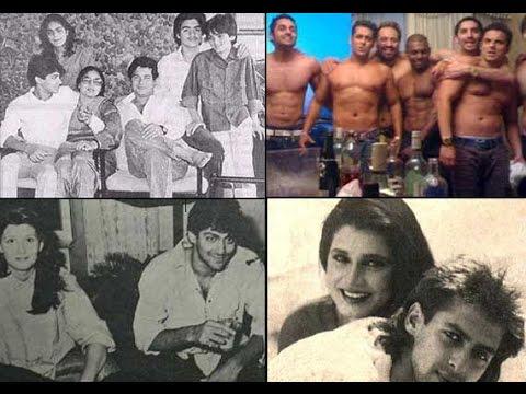 Salman Khan Rare and Unseen Pics Mp3
