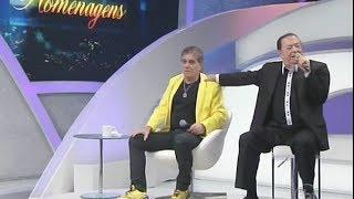 Homenagem ao Artista - Pr. Carlos A. Moyses - Raul Gil
