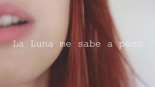 La luna me sabe a poco - Marea (Remake) | Raquel Eugenio Cover