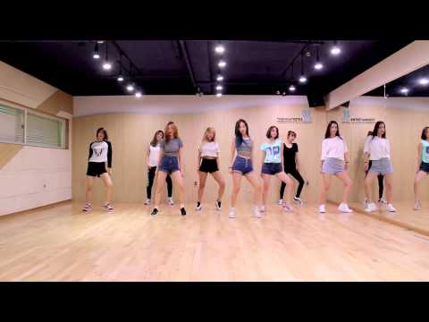 開始Youtube練舞:Candle-Wonder Girls | Dance Mirror