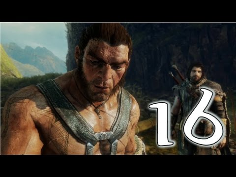 "Shadow of Mordor (PS4) Part 16 ""Big Game"""