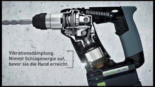 Festool Akku-Bohrhammer BHC 18