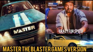 MASTER THE BLASTER GAMES VERSION |Anirudh Ravichander |Bjorn surrao