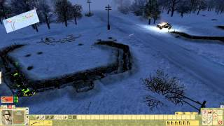Men of War Condemned Heroes walkthrough mission 2 part 1 HD