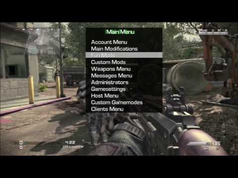 how to download mods for mw2 on ps3