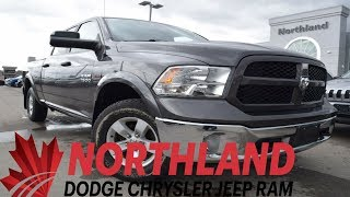 Walk Around 2016 RAM 1500 Outdoorsman | Northland Dodge | Auto Dealership in Prince George BC