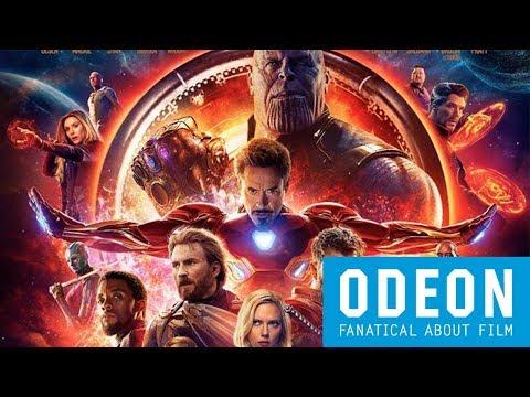 Odeon Advert Reel   Avengers Infinity War