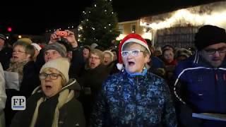 Weihnachtssingen in Olbernhau 2019