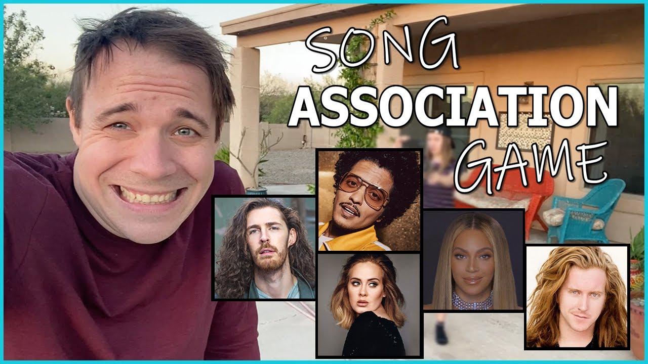 SONG ASSOCIATION EP.6 (Orbeez Hurt! 🤕) - Adele, Beyoncé, Bruno Mars