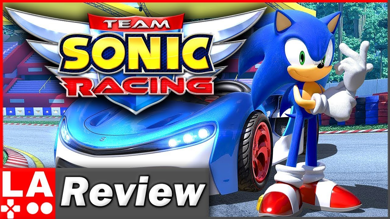 15 41 MB] Team Sonic Racing Review | (Switch/PS4/Xbox/PC