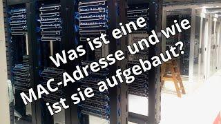 Netzwerk: Wie funktioniert das Internet? - Die MAC-Adresse
