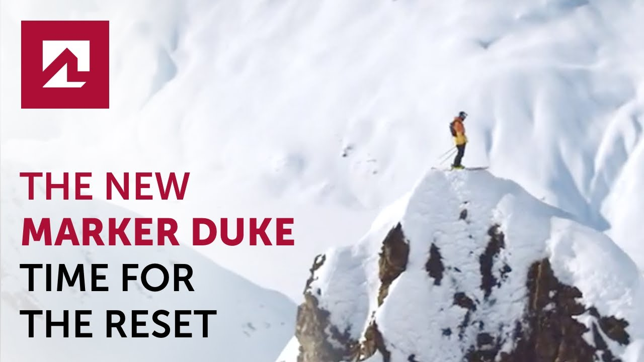 The new MARKER DUKE - Time for the reset