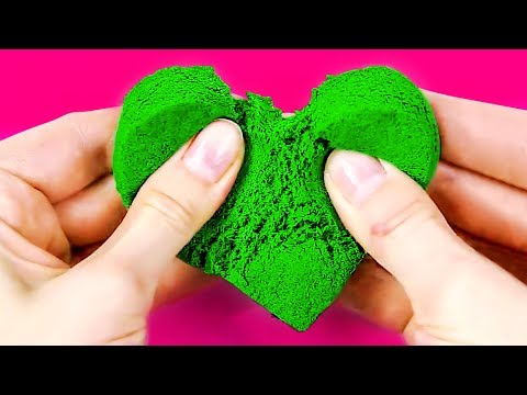 10 KIDS ACTIVITIES THAT ARE BETTER THAN COMPUTER GAMES    DIY KINETIC SAND