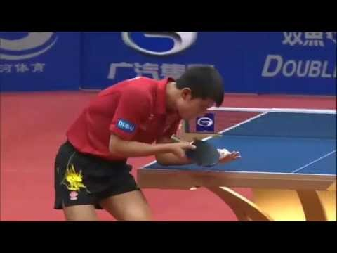 China Open-2014, Quarter Final, TANG Peng (Танг Пенг)(HKG) - ZHANG Jike (Занг Жаке) (CHN)