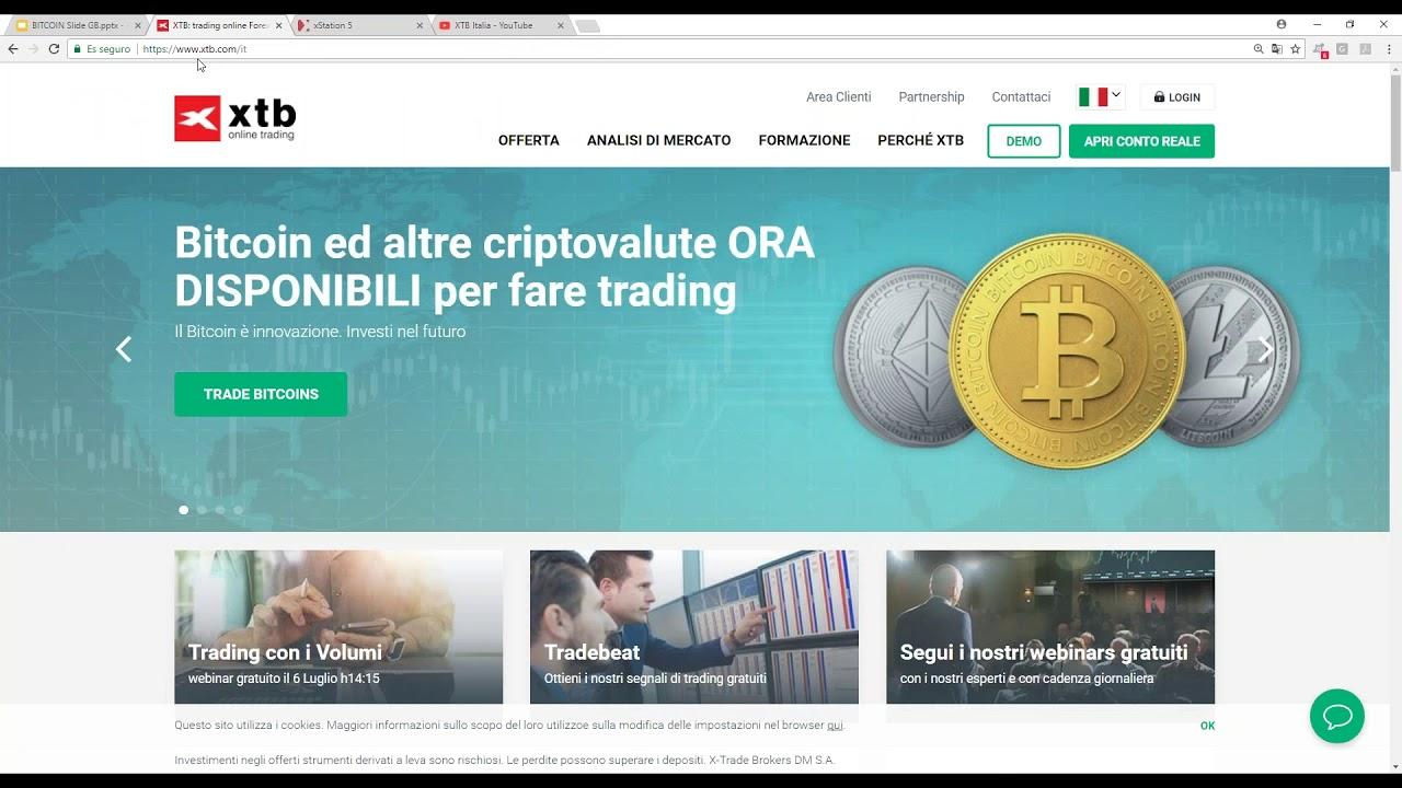 broker crittografico europa profitto bitcoin reale
