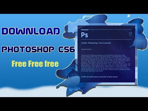 ✔️ How To Download Adobe Photoshop CS6 100% Free || Haider Farooq || Techncial Channel !!!