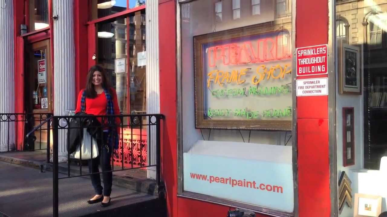 Pearl Arts And Crafts Nyc