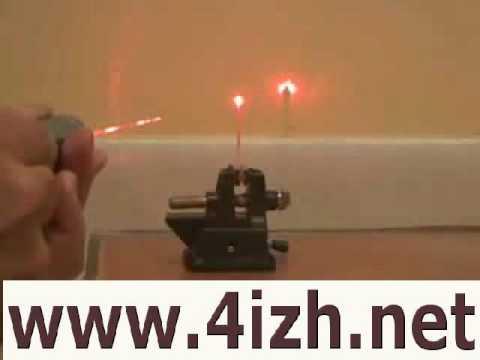 Как сделать домашний лазер для 41