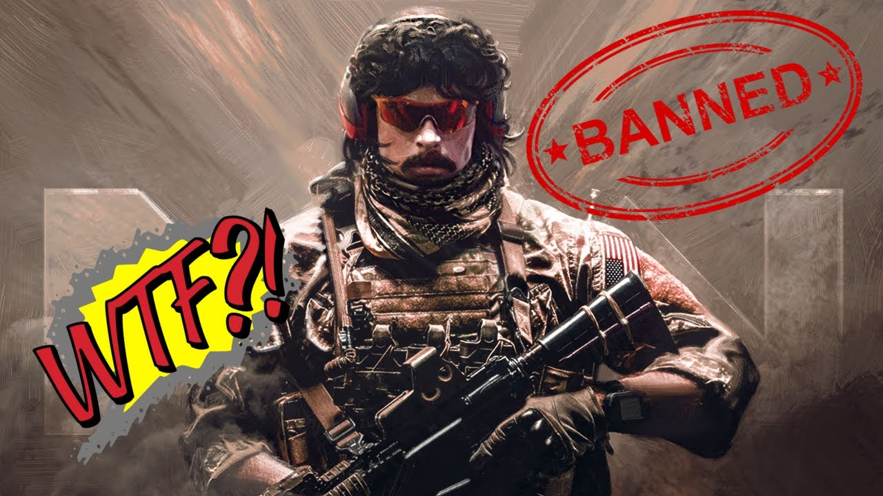 Dr Disrespect Banned I Latest We Know