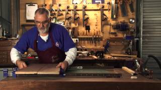 Woodworking Masterclass S1 Ep1 P3/3