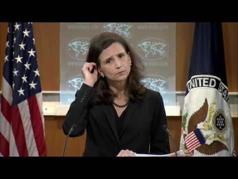 State Dept: Are Jaysh al-Islam & Ahrar al-Sham the same as al-Nusra? 11 May 2016