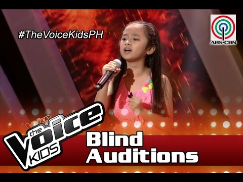 "The Voice Kids Philippines 2016 Blind Auditions: ""Clarity"" by Mariel"
