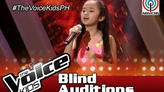 "The Voice Kids Philippines 2016 Blind Auditions: ""Clarity"" by Mariel thumbnail"