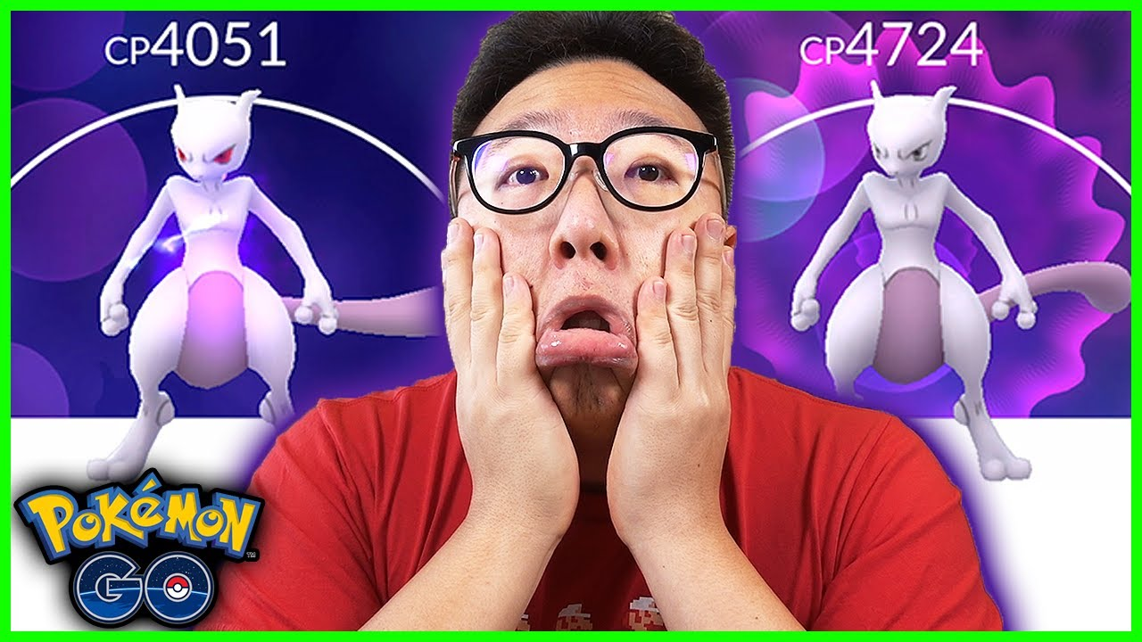 THIS IS WHY YOU SHOULD NEVER EVER PURIFY YOUR SHADOW MEWTWO IN POKEMON GO