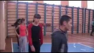 Урок фізкультури 6 клас