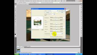 [Видео-Урок]Создание Красивой Картинки в Photohop CS5.