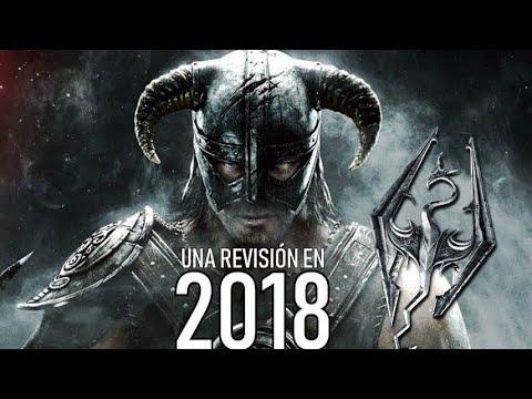 Skyrim en 2018