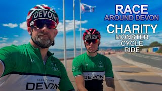 Race Around Devon - Cycle Ride for Charity - Full Film